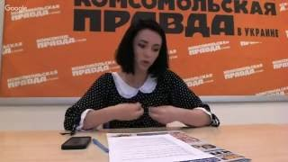 актриса Ольга Гришина
