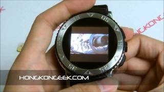 - UNBOXING AND TEST - WATERPROOF SMART WATCH ZGPAX S7 ANDROID 4.4