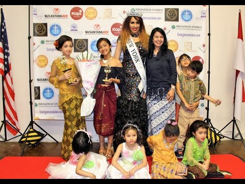 Indonesian Kebaya Competition for Mom&Daugther 2017