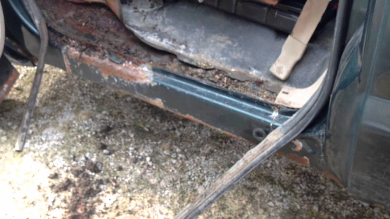 Prevent SuperDuty Floor Rust. - YouTube