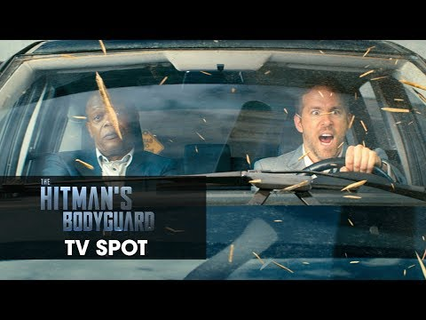 "The Hitman's Bodyguard (2017) Official TV Spot ""Ryan Reynolds & Samuel L. Jackson Review"""