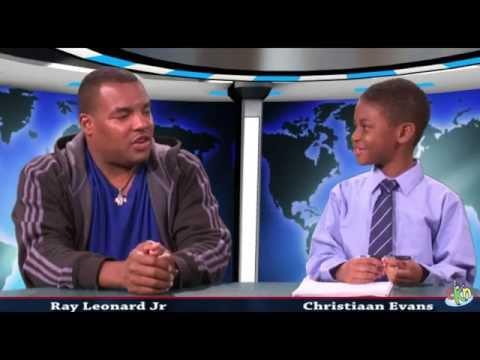 Ray Leonard Jr on CKN Sports