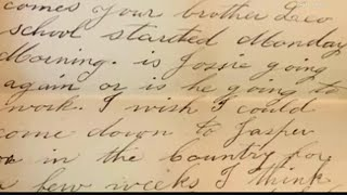 Letters from Spanish Flu pandemic found at Indiana auction