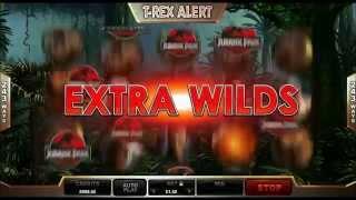 Jurassic Park новый слот от онлайн казино Голдфишка(Добро пожаловать в Парк Юрского Периода – новый игровой автомат в казино Голдфишка с выигрышами больше..., 2014-08-07T09:38:59.000Z)