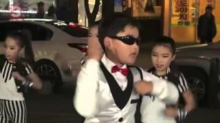 어린이댄스공연팀 블링걸스 호주 ABC TV Wacky World Beaters 출연