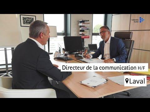 Groupe Actual recrute un Directeur de la communication H/F