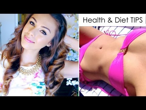 Health & Diet (Nutrition) Tips! ♥ (+ FAQ!)