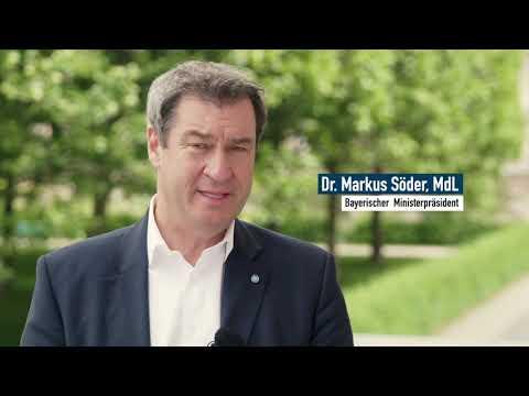 Grußwort von Markus Söder zur Preiverleihung des Augsburger Medienpreises 2020