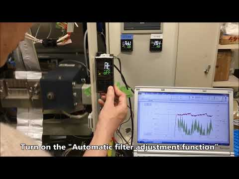 Fieldtest AI temperature controller e5-d