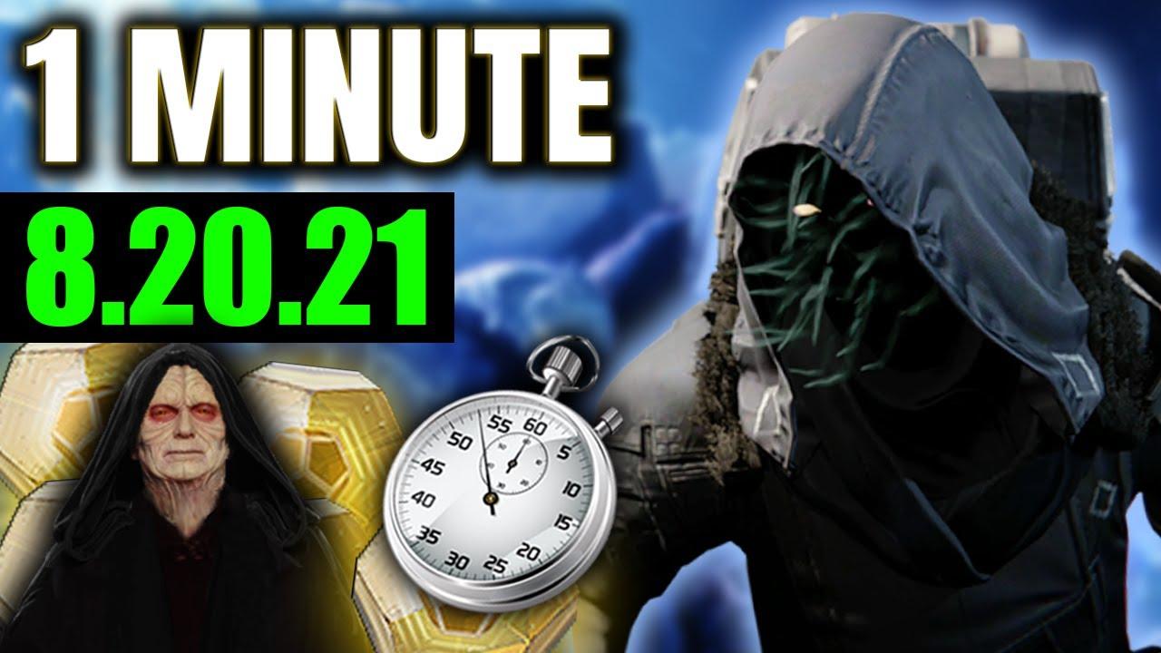 ¿Dónde está Xur hoy? (26-31 de agosto)  Destiny 2 Xur Guía de ubicación y exóticos