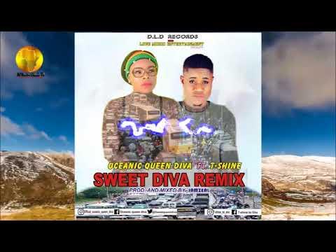 BEST NAJIA - SWEET DIVA REMIX By OCEANIC QUEEN DIVA ft. T-SHINE