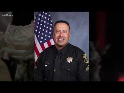 Community mourns loss of Deputy Tony Hinostroza before his funeral