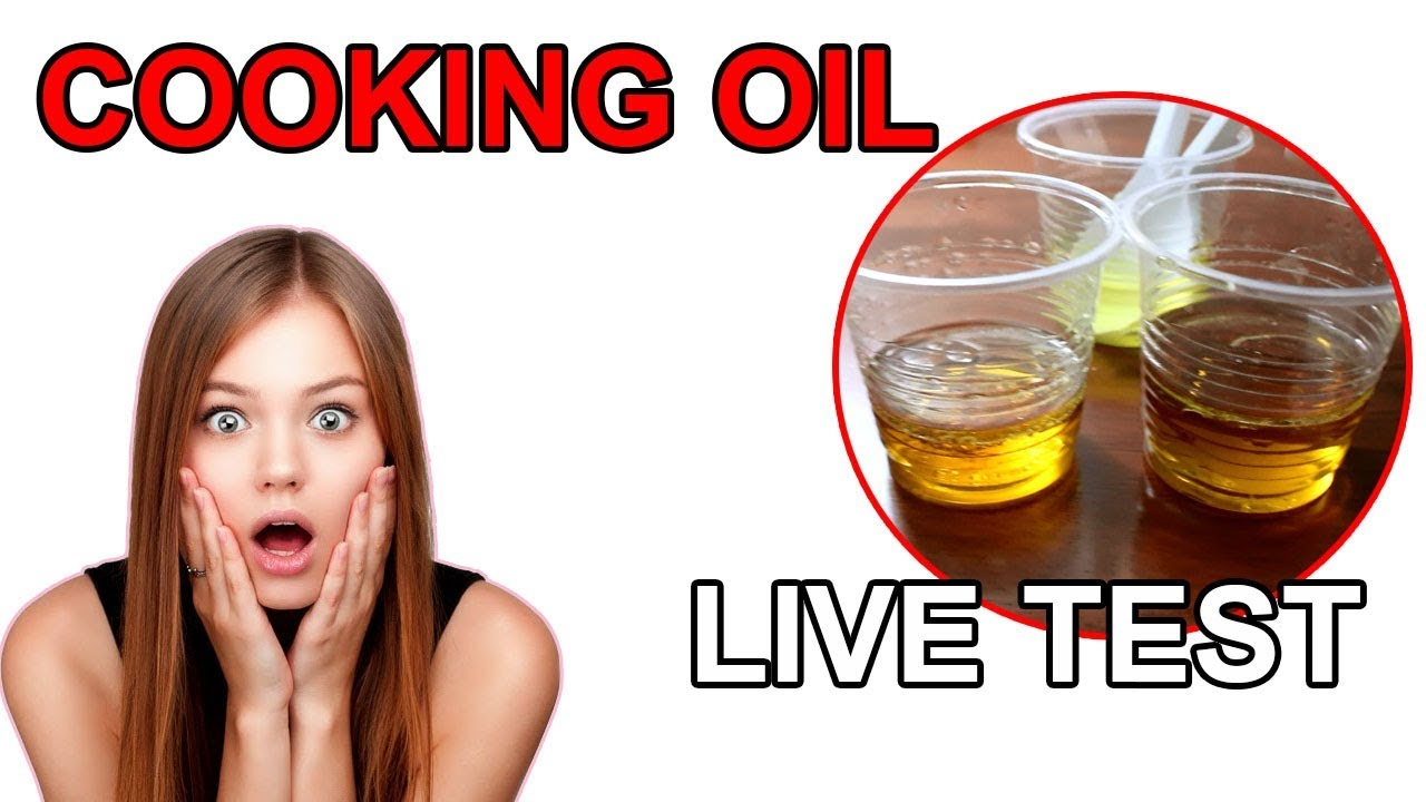 Cooking Oil Pregnancy Test (Olive Oil) - Homemade ...