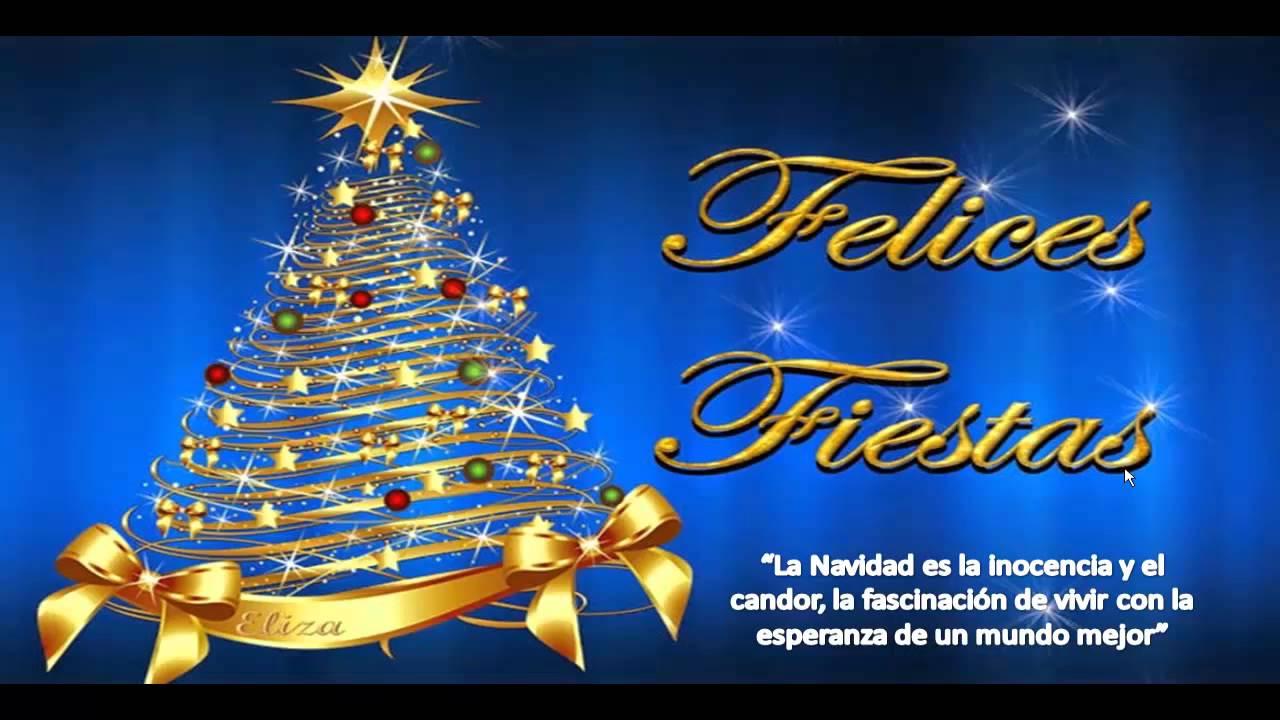 Navidad magica videos con frases y pensamientos de feliz - Frases para felicitar navidad empresas ...