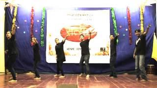 RISHABH KANT - HO SHUKRIYA ( dance)