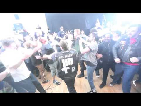 Infest - Hardcore Stadium, Cambridge, M.A. 1.5.15