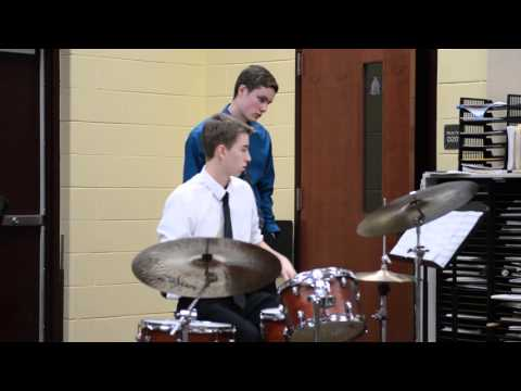 """Sounds Of The Loop"" Drum Solo"