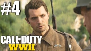 Call of Duty: WWII Campaign - Part 4 - S.O.E!  (British Special Forces)