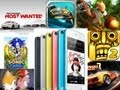 Gaming on ipod touch 5G / Jugando en ipod Touch 5G [HD]