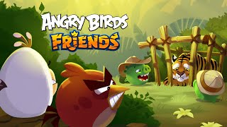 Angry Birds Friends - Tiger Day Tournament