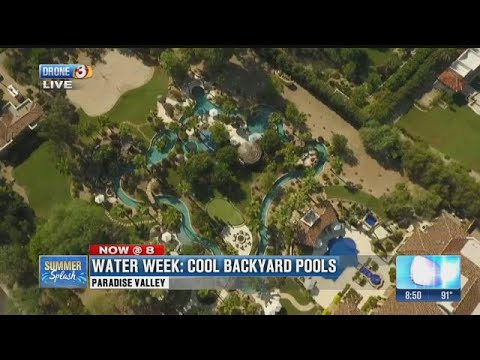 Summer Splash: We find a piece of Hawaii in a Paradise Valley backyard (Part 1)