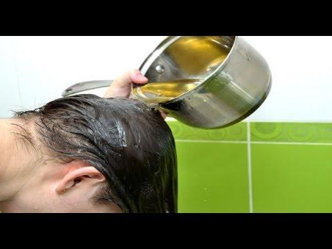 La máscara nua para los cabellos las revocaciones