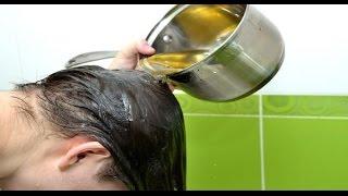 Remedios Caseros para la caida del cabello - Usando el Jugo de Cebolla