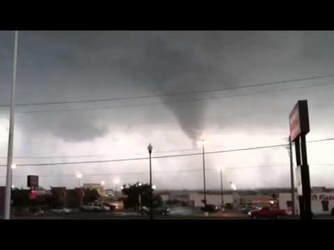 Tornado in Edmond