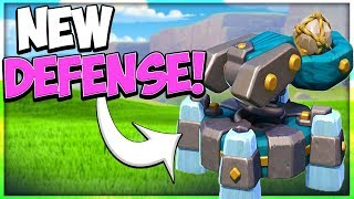 New Scattershot Defense for Town Hall 13 in Clash of Clans! Winter Update 2019
