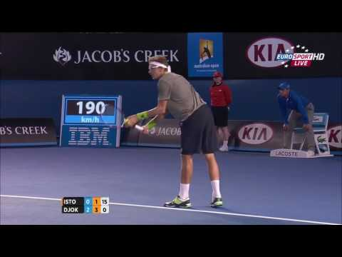 Denis Istomin - The Perfect Game [HD]