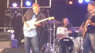 Walter Trout- Catfish Blues- Thunder Bay Blues Festival 2015