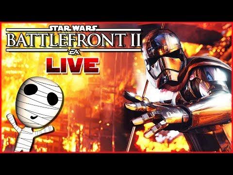 Entspannt zum Abend Star Wars Battlefront 2! 🔴 Star Wars: Battlefront II // PS4 Livestream thumbnail