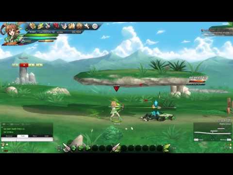 [Blast Breaker Online] Open Beta - Elona Gameplay - 1 / 2