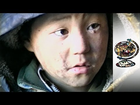 The Children Living In The Sewers Of Mongolia's Cities (2001)
