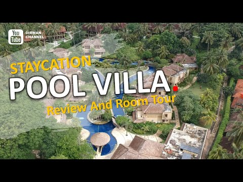 Room Tour Pool Villa Club Senggigi Beach Lombok
