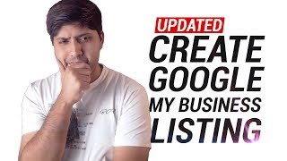 हिंदी में   How To Create GMB Listing   Google My Business in 2020