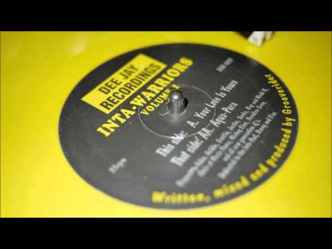 Inta-Warriors - Your Love Is Yours - Dee Jay Recs (1993)