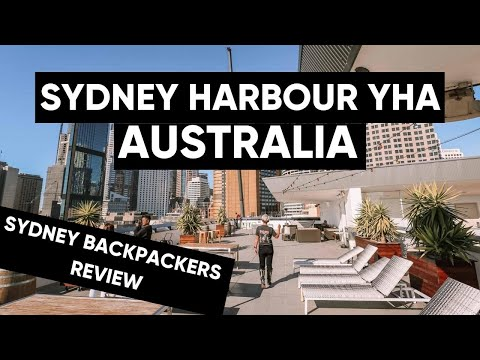What's It Really Like To Stay At Sydney Harbour YHA?