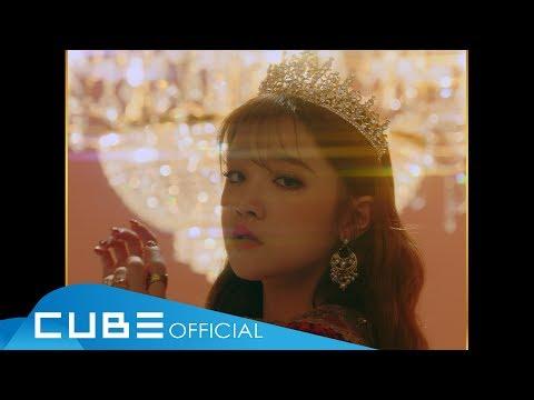 (여자)아이들((G)I-DLE) - 'LION' Official Music Video
