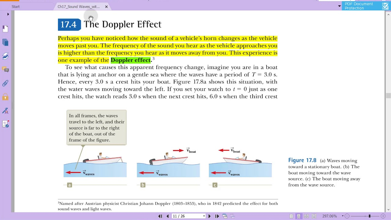 Ch_17_4_The Doppler Effect