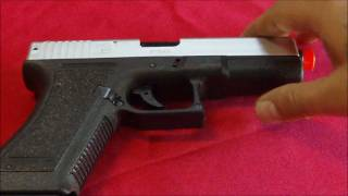Glock Style Heavy Weight HFC Spring Pistol Airsoft Gun - Knives Deal
