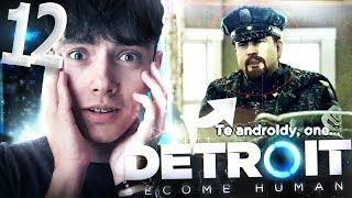 POLICJA ZNALAZŁA NASZĄ KRYJÓWKĘ  - Detroit: Become Human #12 | JDabrowsky
