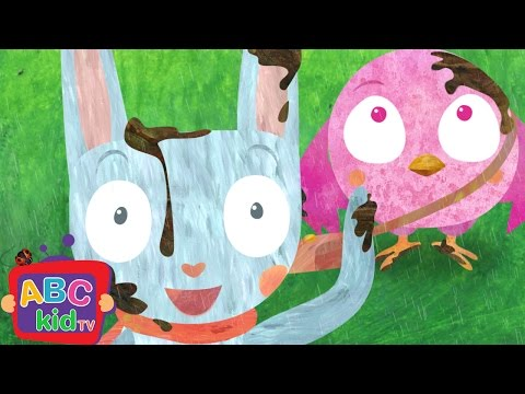 It Ain't Gonna Rain No More | Nursery Rhymes & Kids Songs - ABCkidTV