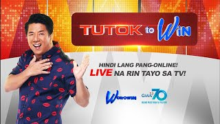 Tutok to Win sa Wowowin: November 20, 2020