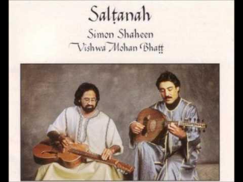 Simon Shaheen & Vishwa Mohan Bhatt - Ghazal (Saltanah)