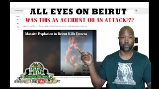 🔴 RTD Live Talk: All Eyes On Beirut - Is This The Event We Were Anticipating? (Lets Talk About It)📞