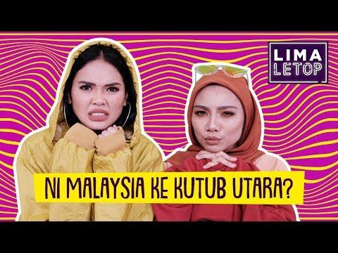 LimaLeTop! | Ni Malaysia Ke Kutub Utara?