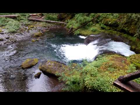 Bagby Hot Springs Solo Overnighter