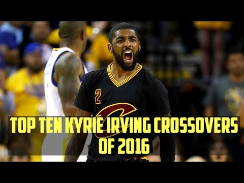 Top Ten Kyrie Irving Crossovers And Ankle Breakers Of 2016