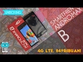 CUMA 849ribuan! Unboxing Smartfren Andromax B, 4G LTE Makin Terjangkau!